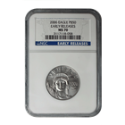 2006 1/2 oz $50 Platinum American Eagle NGC MS70 Early Release