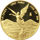 2006 1/4 oz Mexican Proof Gold Libertad