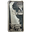 Delaware First State Capital Dover 1 oz Silver Art Bar (.999 Pure)