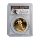 2006-W $50 Proof Gold American Eagle PCGS PR70 DCAM - US Mint Director Signature Series