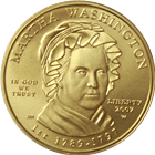 2007-W $10 Martha Washington First Spouse Gold Coin
