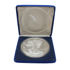 1992 8 oz Silver Eagle Commemorative 1/2 Pound Round (.999 Pure)