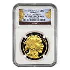 2013 1 oz American Gold Buffalo NGC PF70 Early Release