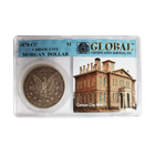 1878-CC Morgan Silver Dollar - Global Certification Services