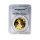 2006-W 1 oz Proof Gold American Eagle PCGS PR69