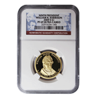 2009-S William H Harrison Proof Presidential Dollar NGC PF69