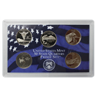 2007-S US State Quarter Clad Proof Set