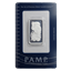 1/2 oz PAMP Suisse Silver Bar | Lady Fortuna With Assay (.999 Pure)