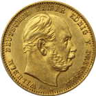 German 10 Mark Gold Coin - .1152 oz of Gold (Random Date)