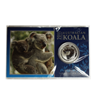 2011 1/10 oz Silver Koala - In Card