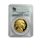 2013 1 oz American Gold Buffalo PCGS PR70 - First Strike
