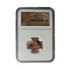 2009 Lincoln 1 Cent Formative Years NGC MS67 RD - First Day Of Issue