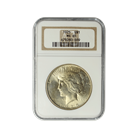 1925 Silver Peace Dollar NGC MS65