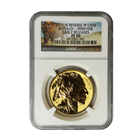 2013-W $50 Reverse Proof Gold Buffalo NGC PF70 Early Release (With Original Government Packaging)