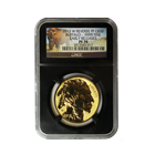 2013-W $50 Reverse Proof Gold Buffalo NGC PF70 Early Release - In Retro Holder w/ Original Gov't Packaging
