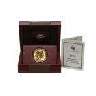 2013-W $50 Reverse Proof Gold Buffalo (In Original Mint Packaging)