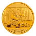 2014 1/10 oz Chinese Gold Panda (Sealed In Original Mint Plastic)