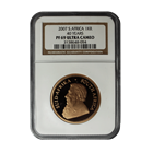 2007 South Africa Proof Gold Krugerrand - 40 Year Privy NGC PF69 (With Box and COA) Mintage of 500!