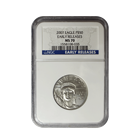 2007 $50 1/2 $50 Platinum American Eagle NGC MS70 Early Release