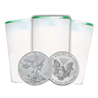 2014 1 oz American Silver Eagle (Mint Roll of 20 Coins) Brilliant Uncirculated Condition