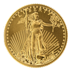 2014 1/4 oz American Gold Eagle Coin - Brilliant Uncirculated
