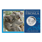 2014 Australia 1/10 oz Silver Koala - In Card