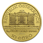 2014 1/10 oz Austrian Gold Philharmonic - Brilliant Uncirculated (.9999 Pure)