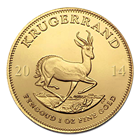 2014 1 oz South African Gold Krugerrand