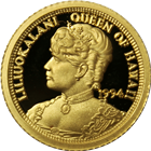 1994 Hawaii 1/10 oz Proof Gold Queen Liliuokalani