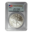 2014 American Silver Eagle PCGS MS70 First Strike