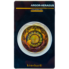 1 oz Heraeus Gold KineBar Round - In Assay Card (.9999 Pure)