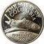 2003 Spirit Of Columbia 1 oz Silver Round (.999 Pure)