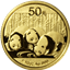 2013 1/10 oz Gold Chinese Panda