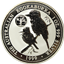 1999 1 oz Australian Silver Kookaburra - Pennsylvania State Quarter Honor Mark