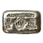 1 oz Taurus Zodiac Silver Bar - Atlantis Mint (.999 Pure)