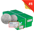 2014 American Silver Eagle Monster Box - West Point Mint Designated Box 8