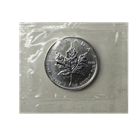2006 Canadian Silver Maple Leaf - Sealed In Mint Plastic