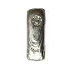 20.2 Gram Hand Poured Silver Bar (.999 Pure)