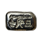 1 oz Libra Zodiac Silver Bar - Atlantis Mint (.999 Pure)