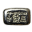 1 oz Gemini Zodiac Silver Bar - Atlantis Mint (.999 Pure)