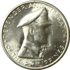 1947-S Philippines 1 Peso Silver Coin (.5787 oz of Silver)