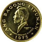 1975 Philippines 1000 Piso Proof Gold Coin (.2879 oz Gold)
