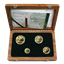 2013 South African Natura 4-Coin Proof Gold Zebra Prestige Set - With Box and COA