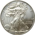 2011-W Burnished 1 oz American Silver Eagle