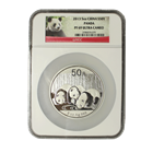 2013 5 oz Chinese Proof Silver Panda NGC PF69 Ultra Cameo