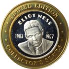 Eliot Ness The Mob Silver Strike - Limited Edition