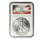 2013 1 oz American Silver Eagle NGC MS-69 West Point Mint