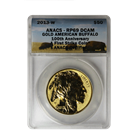 2013-W $50 Reverse Proof Gold Buffalo ANACS RP69 First Strike
