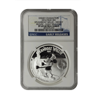 2014 Disney Steamboat Willie 1 oz Silver NGC PF69 Early Release