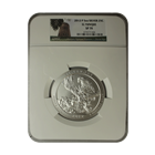 2012 5 oz Silver America The Beautiful - El Yunque NGC SP70